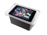 Bild: Spätestens in drei Jahren erhältlich: Microsofts interaktiver Tisch Surface.