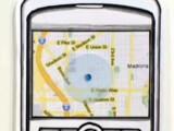 Bild: My Location zeigt den ungefähren Standort