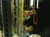 Bild: Wo viele Leitungen zusammenlaufen, gibt es Engpässe.