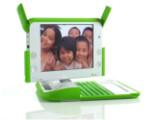 Bild: Günstige Laptops solllen Schulkindern helfen.
