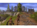 Bild: Kein Luftschloss: Im Laufe des Abenteuers dürfen Spieler eigene Festungen unterhalten und die Verteidigung gegen Angreifer organisieren.