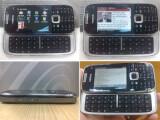 Bild: Zwei Tastaturen: Fotos vom Nokia E75. Quelle: Sohoa