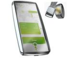 Bild: Handy-Konzept mit Umweltriecher: Nokia Eco Sensor.