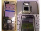 Bild: Schnappschüsse vom Nokia N82. Quelle: Symbian Freak