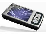 Bild: Das Nokia N95 samt integriertem GPS-Empfänger.