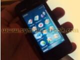 Bild: Mögliche Konkurrenz für das iPhone: Nokia Tube. Quelle: Symbian Freak