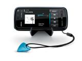 Bild: Ein Jahr Musik inbegriffen: Sämtliche Songs, die Nutzer innerhalb eines Jahres mit dem 5800 XpressMusic über den Nokia-Service herunterladen, bleiben auch danach abspielbar.