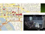 Bild: Ablegen des Amtseids, Antrittsrede und Spaziergang durch Washington: Aus hunderten von Fotos erstellt Photosynth 3D-Ansichten.