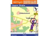 Bild: Ö-NAVI: Blick auf die Kartendarstellung