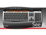 Bild: United Keys und Foxconn möchten ihre OLED-Tastatur zum Sommeranfang präsentieren.