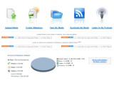 Bild: Oosah bietet ein Terabyte Online-Speicher.