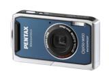 Bild: Pentax Optio W60 im Design mit Retro-Touch: Wasserdicht, staubgeschützt und temperaturresistent