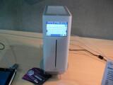 Bild: Asus Eee Station PC NAS: Mit integriertem 3,5-Zoll-Monitor