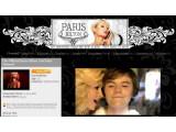 Bild: Paris-Hilton-Channel bei YouTube: Über die Werbeplattform für das neue Album der Blondine können Internetnutzer unter anderem die Musikvideos abrufen.