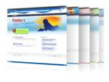 Bild: Mit Personas sind Firefox-Themes in Echtzeit möglich.