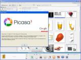 Bild: Picasa 3.1: Frische Funktionen endlich in deutscher Sprache.