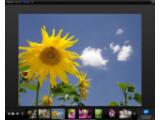 Bild: Optisch ansprechend: Die Foto-Beschau von PicLens.