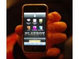 Bild: iPlayboy: Playboy-Inhalte extra für das iPhone aufbereitet. Quelle: Crunch Gear