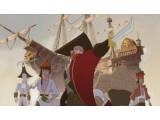 """Bild: Szenenbild aus """"Pyrates"""": Finstere Gesellen auf Beutezug"""