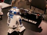 Bild: R2D2 lebt: Auf der CES 2008 in Las Vegas.