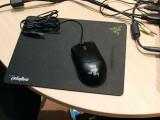 Bild: Die Razer Salmosa wird die bislang günstigste und leichteste Razer-Maus.