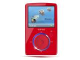 Bild: Konkurrent für Apples iPod Nano: Sandisk Sansa Fuze