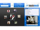 Bild: Musicmesh: Komplette Alben samt passendem Video genießen