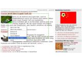 Bild: Mehrere Links können gleichzeitig im Firefox ausgewählt werden.