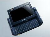 Bild: Mini-Rechner mit Vista: UMPC Vaio UX