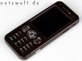 Bild: Kratzfester Augenschmauß: Sony Ericsson setzt beim W890i auf Metall.