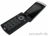 Bild: Optisch gibt es am Sony Ericsson W980 kaum etwas auszusetzen.