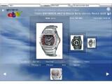 Bild: Schnell eBay-Auktionen durchsuchen mit SpaceTime 3D.