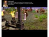 Bild: Clips in Spielegrafik dienen als Storyfaden.