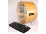 Bild: Schlagzeug-Chassis: Sieht nur laut aus.