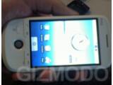 Bild: Das HTC G2 sieht schlanker aus als der Vorgänger G1. Quelle: Gizmodo