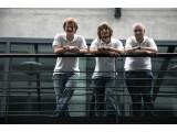 Bild: Das Team von Artificial Technology: Frank Gwosdz, Serein Pfeiffer und Daniel Renner.
