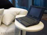 Bild: Sieht erwachsen aus: Kein klassisches Subnotebook, sondern eine neue Geräteklasse läutet der EeePC von Asus ein.