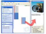 Bild: TinyPic ist eine echte Erleichterung für den Versand von Fotos. Die zu verkleinernden Bilder schiebt man einfach vom Windows-Explorer in das Programm, das immer im Vordergrund bleibt. Für die Ansicht am Computerbildschirm reicht die Auflösung der Bilder dann immer noch aus.