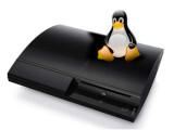 Bild: Der Linux-Pinguin passt auch optisch gut zur PS3