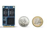 Bild: Kleiner Tempomacher: Das PCI-E-Steckmodul Sandisk Vaulter Disk lagert häufig benötigte Systemdaten auf bis zu 16 Gigabyte Flashspeicher aus.