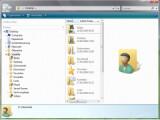 Bild: Desktop-Suche unter Vista: Bald auch von Drittanbietern.