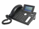Bild: Das VoIP-Telefon Snom 360 unterstützt SRTP und kostet bei Dus.net aktuell 269 Euro.