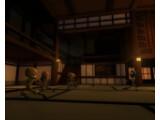 Bild: Vier gegen einen: Der Ninja liefert sich ein Martial-Arts-Duell gegen ein Widersacher-Quartett.