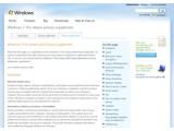 Bild: Microsoft aktualisiert die Richtlinien zu Windows 7 und enthüllt nebenbei Neues.