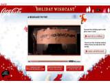 Bild: Coca Cola kooperiert mit Youtube zu Weihnachten.