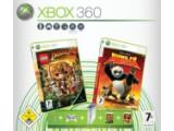Bild: Für Jungzocker nach wie vor das bessere Bundle: Die Xbox 360 Pro mit den Spielen Lego Indiana Jones und Kung Fu Panda für 239 Euro.