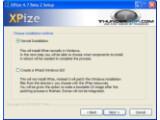 Bild: Standard oder in Windows integrieren? Beides ist mit XPize möglich.