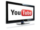 Bild: Youtube kommt auf den Fernseher. Bis die Videos aber den neuen Cinemascope-Fernseher von Philips füllen, dürfte es noch einige Zeit dauern.
