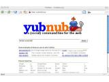 Bild: Yubnub: Für Kommandozeilen-Fans