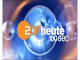 Bild: Neu im Programm: Die 100-Sekunden-Version der heute-Nachrichten